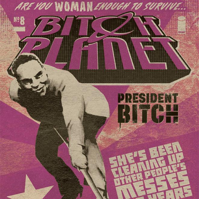 Bitch Planet #8